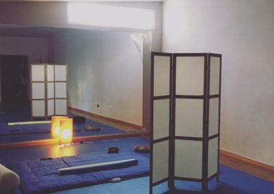Specchio shiatsu amico loft